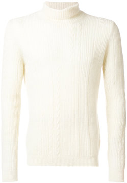 Nuur fine cable knit sweater