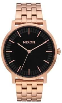 Nixon Porter Bracelet Watch, 40Mm