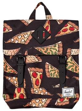 Herschel Survey Kids Black Pizza