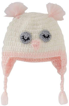 Mud Pie Owl Knit Hat