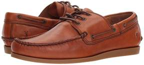 Frye Briggs Boat Shoe Men's Lace up casual Shoes