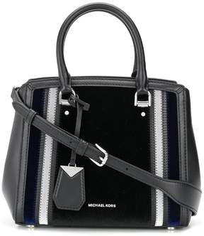 MICHAEL Michael Kors Benning Leather Messenger Bag