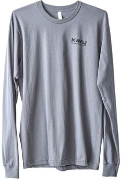 Kavu Klear Above Long-Sleeve T-Shirt