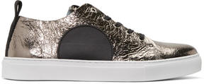 McQ Silver Chris Sneakers