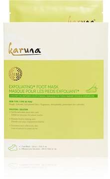 Karuna Women's Exfoliating+ Foot Mask (Single)