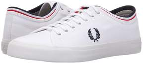 Fred Perry Kendrick Tipped Cuff Canvas Men's Lace up casual Shoes