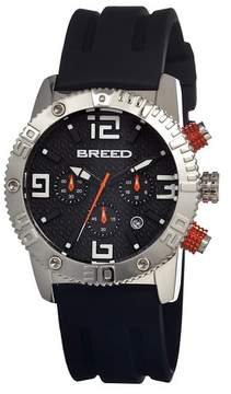 Breed Men's Agent Watch with Full Function Chronograph