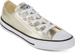 Converse Chuck Taylor All Star Metallic Sneaker - Little Kids