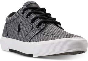 Polo Ralph Lauren Little Boys' Faxon Ii Casual Sneakers from Finish Line