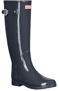 Hunter Women's Refined Gloss Rain Boot