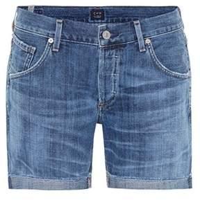 Citizens of Humanity Skyler denim shorts
