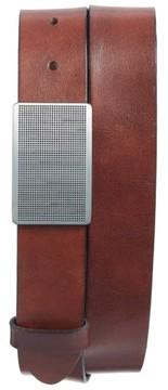 Bosca Men's Leather Belt