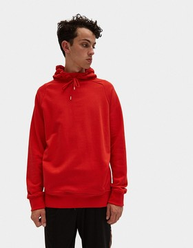 Martine Rose Classic Hoodie in Red