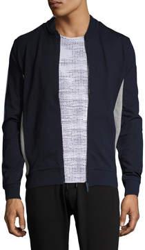 Bikkembergs Men's Zipped Cotton Sweater