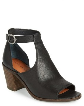 Lucky Brand Women's Kadian Block Heel Sandal