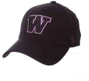 Zephyr Washington Huskies Finisher Stretch Cap
