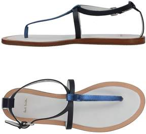 Paul Smith Toe strap sandals