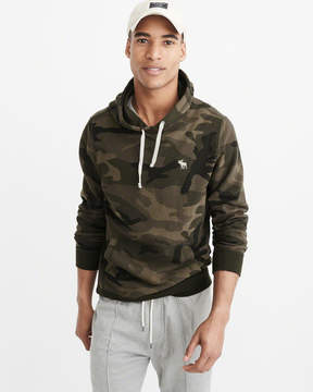 Abercrombie & Fitch Burnout Icon Hoodie