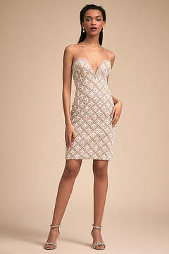 Anthropologie About Last Night Wedding Guest Dress