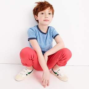 J.Crew Boys' ringer T-shirt in supersoft jersey