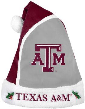 NCAA Adult Texas A&M Aggies Santa Hat