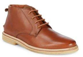 Tommy Bahama Leather Chukka Boots
