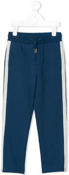 Roberto Cavalli side panel track pants