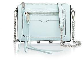 Rebecca Minkoff Avery Leather Crossbody - 100% Exclusive - AQUAMARINE/SILVER - STYLE