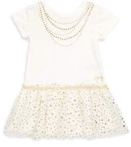 Juicy Couture Little Girl's Cotton Star Dress