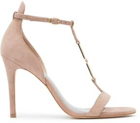 Reiss Aris Metal-Detail Sandals