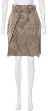 Aquilano Rimondi Aquilano.Rimondi Belted Knee-Length Skirt