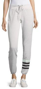 Betsey Johnson Striped Lounge Pants