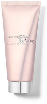 RéVive Fermitif Hand Renewal Cream + Broad Spectrum SPF 15 Sunscreen