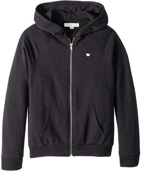 Spiritual Gangster Kids Radiate Zip Sweatshirt Girl's Sweatshirt