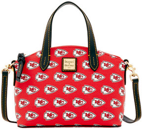 Dooney & Bourke Kansas City Chiefs Ruby Mini Satchel Crossbody - RED - STYLE