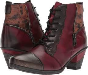 Rieker D8782 Cheyenne 82 Women's Pull-on Boots