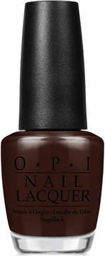 OPI Nail Lacquer, Shh. It's Top Secret