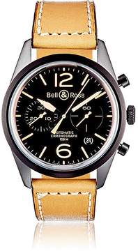 Bell & Ross Men's BR 126 Heritage Watch
