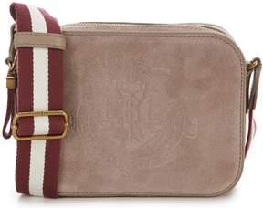 Lauren Ralph Lauren Huntley Suede Cross-Body Bag