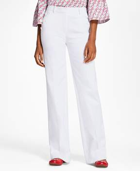 Brooks Brothers Stretch Cotton Twill Sailor Pants