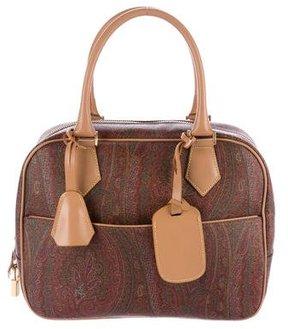 Etro Paisley Handle Bag