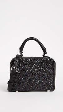 Rebecca Minkoff Glitter Box Cross Body Bag - PURPLE MULTI - STYLE