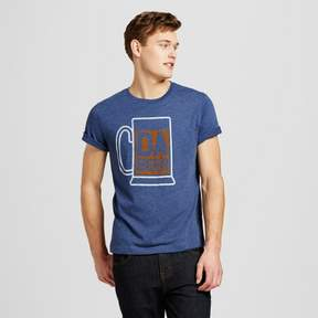 Awake Men's Chicago Da Beer T-Shirt - Navy