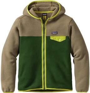 Patagonia Lightweight Synchilla Snap-T Hooded Fleece Jacket