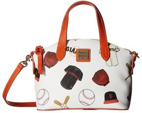 Dooney & Bourke MLB Ruby Bag Handbags - CARDINALS - STYLE