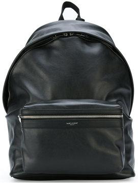 Saint Laurent Classic City backpack