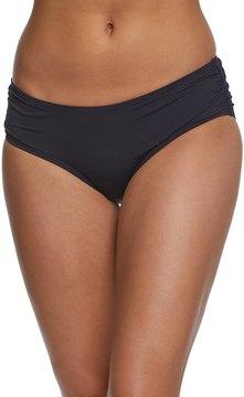 CoCo Reef Classic Solid Side Shirred Bikini Bottom 8160463