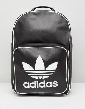 adidas Retro Backpack In Black