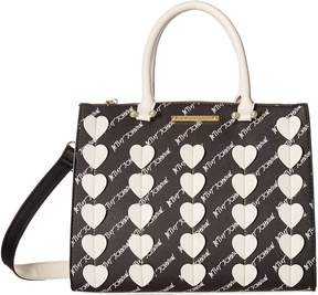 Betsey Johnson Bag in Bag Satchel Satchel Handbags