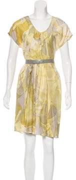 Doo.Ri Silk Belted Dress